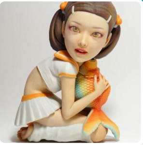 The book 3D Technology in Fine Art and Craft features many different artists.